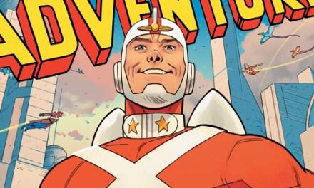 Avant-Première Comics VO: Review Strange Adventures #1