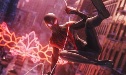 Spider-Man : Miles Morales sur PS5