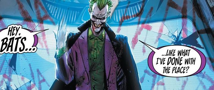 Avant-Première Comics VO: Batman #95