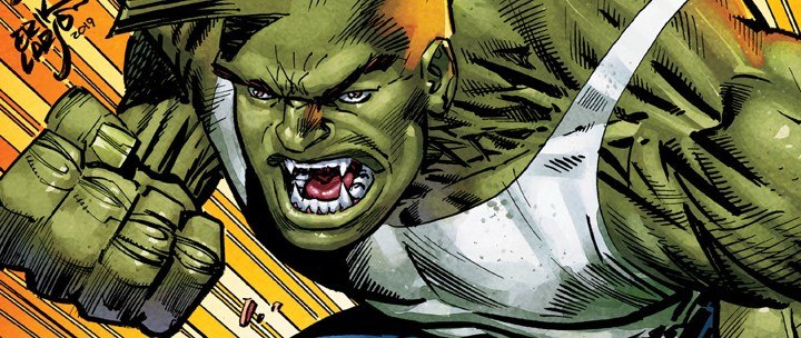 Avant-Première Comics VO: Savage Dragon #250