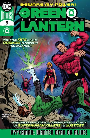 Green Lantern Season Two #5