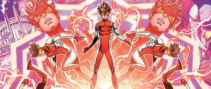 Avant-Première Comics VO: Young Justice #16