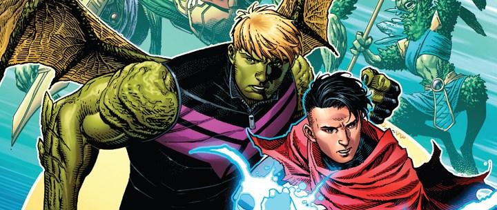 Avant-Première Comics VO: Empyre #5