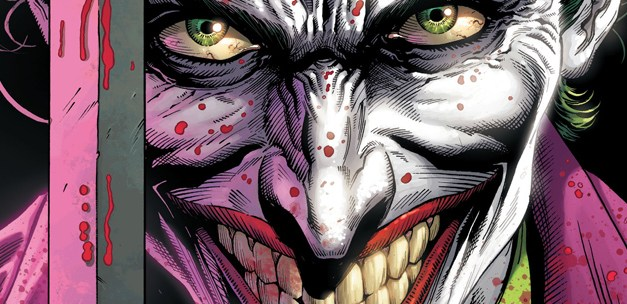 Avant-Première Comics VO: Batman: Three Jokers #1