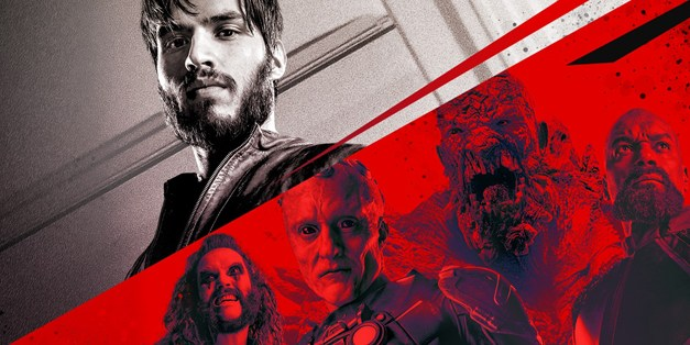 Review : Krypton Saison 2