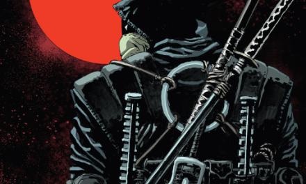 Avant-Première Comics VO: Teenage Mutant Ninja Turtles: The Last Ronin #1
