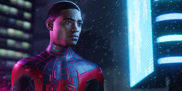 Review : Miles Morales : Spider-Man