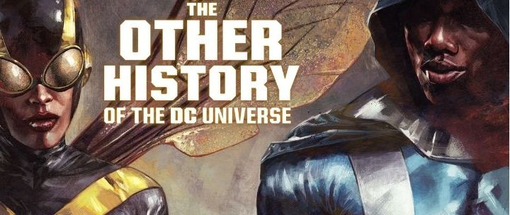 Avant-Première Comics VO: The Other History of the DC Universe #2