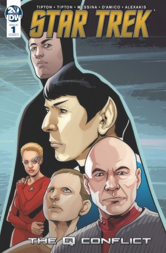 STAR TREK THE Q CONFLICT 1 329x500 Comic Review for week of January 30, 2019