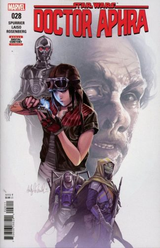 STAR WARS DOCTOR APHRA 28 324x500 Comic Review for week of January 30, 2019