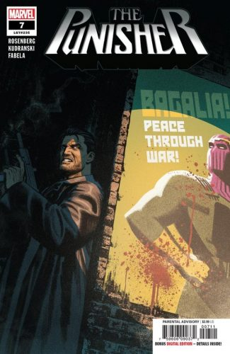 THE PUNISHER 7 325x500 Comic Review for week of January 30, 2019