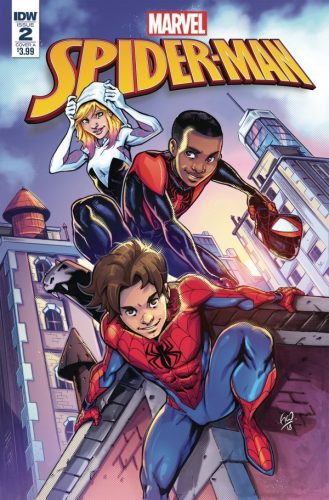 MARVEL ACTION SPIDER MAN 2 329x500 Comic Review for week of March 13th, 2019