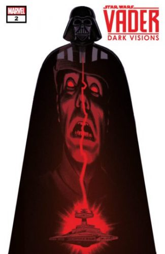 STAR WARS VADER DARK VISIONS 2 325x500 Comic Review for week of March 27th, 2019