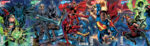 Infinite Frontier 1 2 3 4 5 of 6 interconnecting variant covers Bryan Hitch 150x46 Recent Comic Cover Updates For The Week Ending 2021 05 28