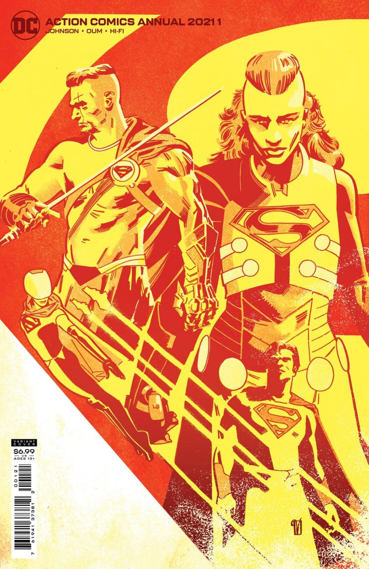 Action Comics 2021 Annual 1 spoilers 0 2 scaled 1 Recent Comic Cover Updates For The Week Ending 2021 07 23