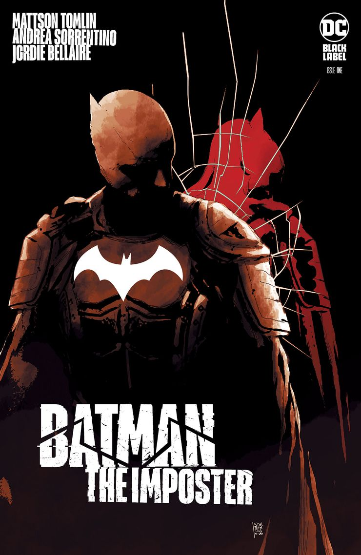 Batman The Imposter 1 A Recent Comic Cover Updates For The Week Ending 2021 07 23