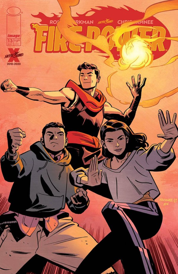 FirePower Recent Comic Cover Updates For The Week Ending 2021 07 16