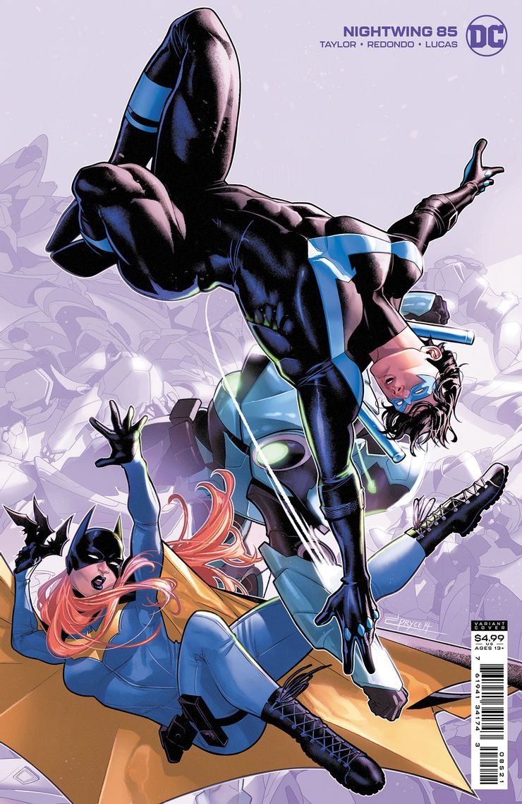 Nightwing 85 B 1 Recent Comic Cover Updates For The Week Ending 2021 07 23