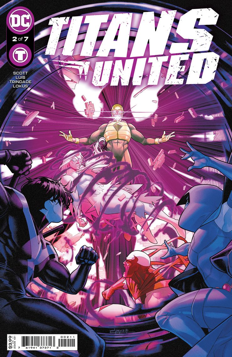 Titans United 2 A 1 Recent Comic Cover Updates For The Week Ending 2021 07 23