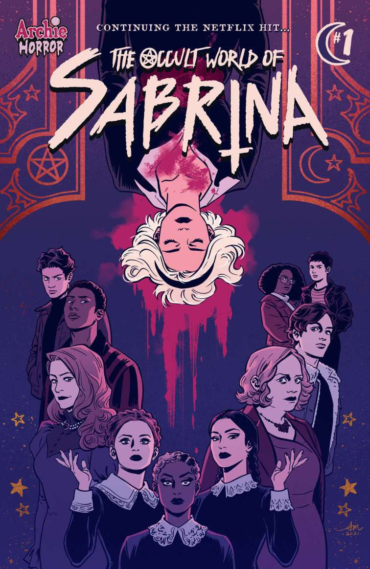 theoccultworldofsabrina 01 audreymok Recent Comic Cover Updates For The Week Ending 2021 07 30