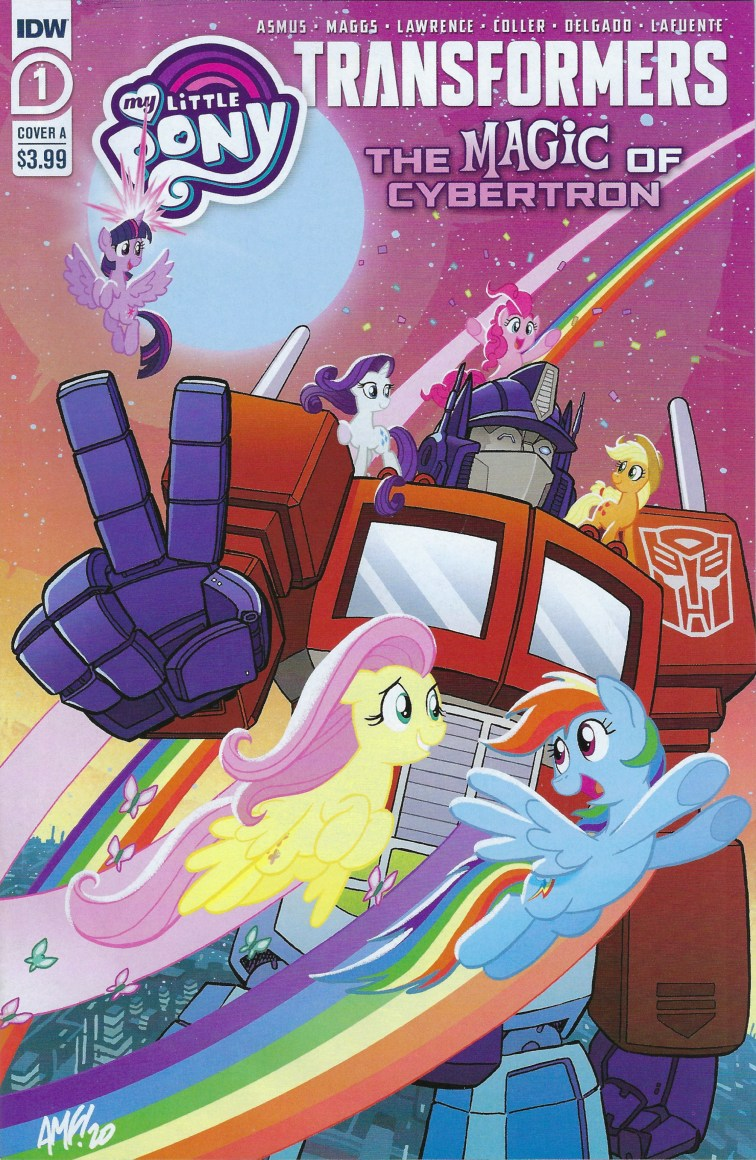 My2BLittle2BPony2BTransformers2B1 Recent Comic Cover Updates For 2021 08 27