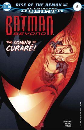 Batman Beyond 06 - Standard Cover