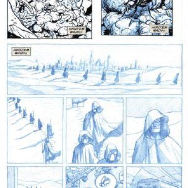 Doom Patrol Director Cut Issue 1 - Showcase artwork
