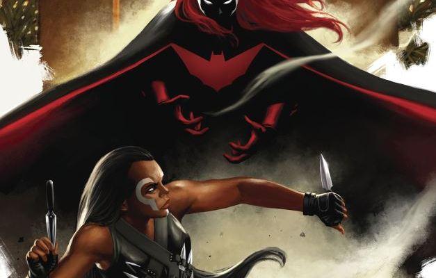 Batwoman 002 - Cover