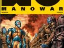 X-O Manowar (2017) Issue 4 - Cover