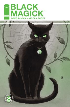 Review: Black Magick #9 – Comic Crusaders