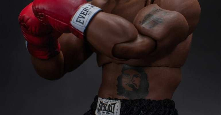 """83efd933c Bluefin Opens Pre-Orders For Mike Tyson """"Tattoo"""" 1/12 Scale Figure By Storm  Collectibles – Comic Crusaders"""