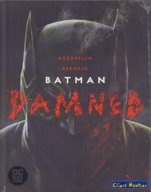 Batman: Damned (Panini/DC Black Label)