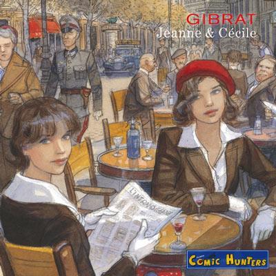 Gibrat - Jeanne und Cėcile