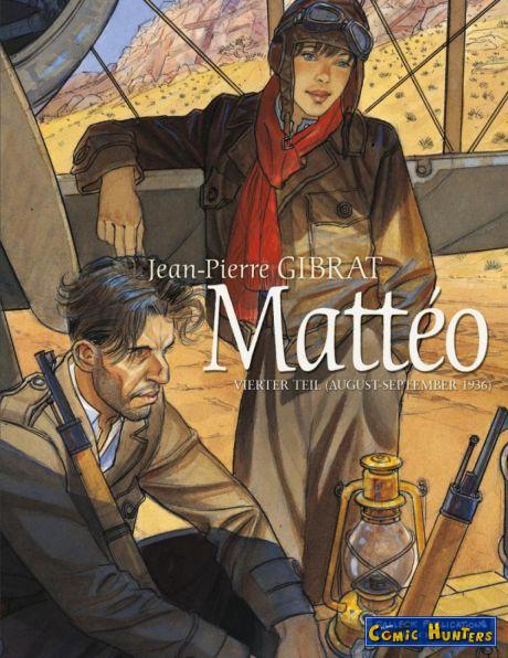 Matteo: August - September 1936