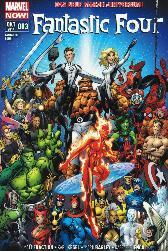Fantastic Four Sammelband 3