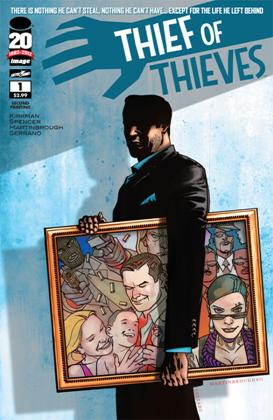 118114_394080_2 THIEF OF THIEVES #1 sells out and returns with 2nd printing