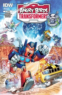 AngryBirds_TF_01_Cov_RI ComicList: IDW Publishing New Releases for 11/26/2014