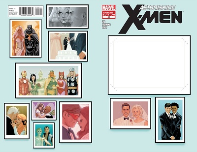 AstonishingXMen_51_CreateYourOwnWeddingVariant ComicList: Marvel Comics for 06/20/2012
