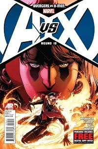 AvengersVSXMen_10_Cover ComicList: New Comic Book Releases List for 08/15/2012
