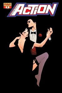 CodenameAction01CovLee ComicList: Dynamite Entertainment for 09/04/2013