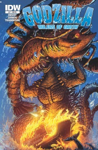 GODZILLA_ROE_17_cvrRI ComicList: IDW Publishing New Releases for 10/22/2014