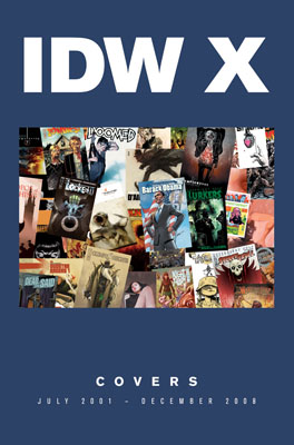 IDWX_TPB_cover IDW Publishing January 2010 Solicitations