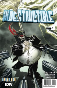 Indestruct_09-hi ComicList: IDW Publishing New Releases for 11/12/2014
