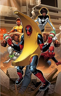 Mighty-Avengers-1-Party-Variant ComicList: Marvel Comics for 09/11/2013