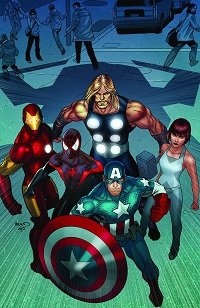 STK628771 ComicList: Marvel Comics for 10/30/2013