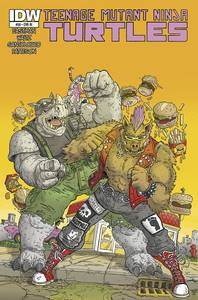 STK650894 ComicList: IDW Publishing New Releases for 10/15/2014