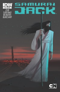 SamuraiJack13-cvrSub ComicList: IDW Publishing New Releases for 10/22/2014