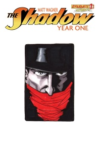 ShadowYO01CovWagnerHandDraw ComicList: Dynamite Entertainment for 02/20/2013