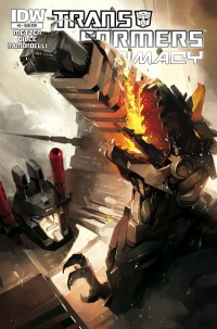 TF_PRIMACY_03_COV_SUB ComicList: IDW Publishing New Releases for 10/22/2014