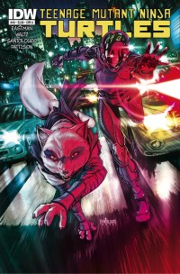 TMNT40_cvr ComicList: IDW Publishing New Releases for 11/26/2014
